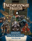 Pathfinder Pawns: Enemy Encounters Pawn Collection - Book