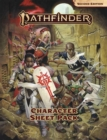 Pathfinder Character Sheet Pack (P2) - Book