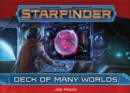 Starfinder Deck of Many Worlds - Book
