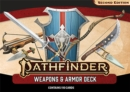 Pathfinder Weapons & Armor Deck (P2) - Book