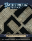 Pathfinder Flip-Mat: Bigger Ancient Dungeon - Book