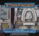 Starfinder Flip-Tiles: Space Station Starter Set - Book