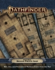 Pathfinder Flip-Mat: Bigger Pirate Ship - Book