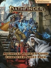 Pathfinder Advanced Player's Guide Character Sheet Pack (P2) - Book