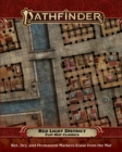 Pathfinder Flip-Mat Classics: Red Light District - Book
