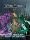 Starfinder Pawns: Alien Archive 4 Pawn Collection - Book