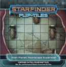 Starfinder Flip-Tiles: Alien Planet Moonscape Expansion - Book