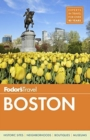 Fodor's Boston - Book