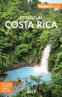 Fodor's Essential Costa Rica 2019 - Book