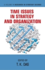 Time Issues in Strategy and Organization - Book