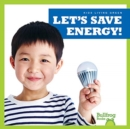 Let's Save Energy! - Book