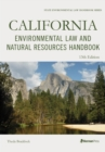 California Environmental Law and Natural Resources Handbook - eBook