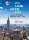 County and City Extra 2019 : Annual Metro, City, and County Data Book - eBook