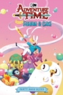 Adventure Time with Fionna & Cake Original Graphic Novel: Party Bash Blues - eBook