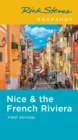 Rick Steves Snapshot Nice & the French Riviera (First Edition) - Book