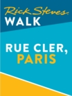 Rick Steves Walk: Rue Cler, Paris (Enhanced) - eBook