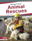 Rescues in Focus: Animal Rescues - Book