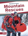 Rescues in Focus: Mountain Rescues - Book