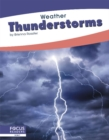 Weather: Thunderstorms - Book