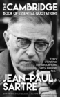 JEAN-PAUL SARTRE - The Cambridge Book of Essential Quotations - eBook
