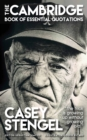 CASEY STENGEL - The Cambridge Book of Essential Quotations - eBook