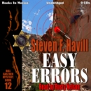 Easy Errors (Bill Gastner Series, Book 12) - eAudiobook