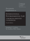 International Environmental Law and World Order : A Problem-Oriented Coursebook, Documentary Supplement - Book