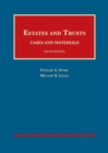 Estates and Trusts, Cases and Materials - Book