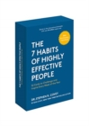 The 7 Habits of Highly Effective People : 30th Anniversary Card Deck - Book