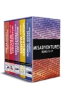 Misadventures Series Anthology: 3 : Books 13-17 - eBook