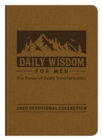 Daily Wisdom for Men 2020 Devotional Collection : The Power of Godly Transformation - eBook