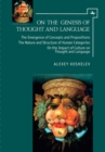On the Genesis of Thought and Language - eBook
