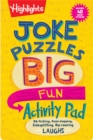 Joke Puzzles: Big Fun Activity Pad - Book
