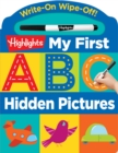 Write-on Wipe-off: My First ABC Hidden Pictures - Book