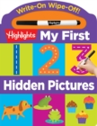 Write-On Wipe-Off: My First 123 Hidden Pictures - Book