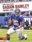 Biggest Names in Sports: Saquon Barkley: Football Star - Book