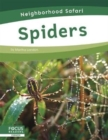 Neighborhood Safari: Spiders - Book
