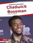 Superhero Superstars: Chadwick Boseman - Book