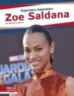 Superhero Superstars: Zoe Saldana - Book