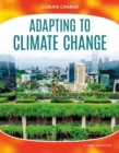Climate Change: Adapting to Climate Change - Book