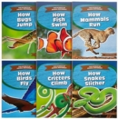 The Science of Animal Movement (Set of 6) - Book