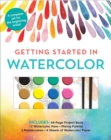 Getting Started in Watercolor - Book