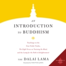 An Introduction to Buddhism - eAudiobook