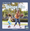All About Me: Things I Do - Book