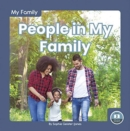 My Family: People in My Family - Book