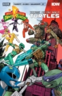 Mighty Morphin Power Rangers/Teenage Mutant Ninja Turtles #2 - eBook