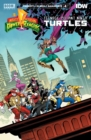 Mighty Morphin Power Rangers/Teenage Mutant Ninja Turtles #4 - eBook