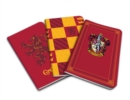 Harry Potter: Gryffindor Pocket Notebook Collection : Set of 3 - Book