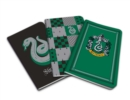 Harry Potter: Slytherin Pocket Notebook Collection : Set of 3 - Book