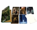 Harry Potter: Hogwarts Concept Art Postcard Tin Set : Set of 20 - Book